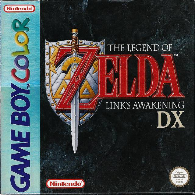 The Legend Of Zelda Link S Awakening 1993