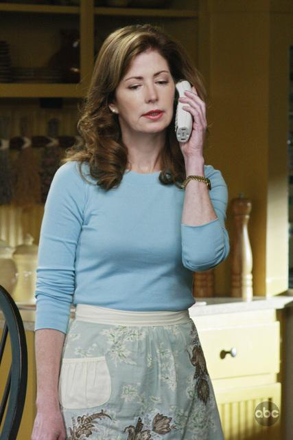 Dana delany desperate housewives apologise, but