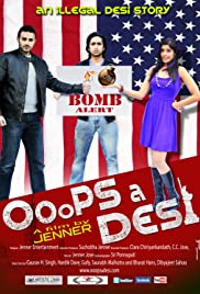 Ooops a Desi Poster