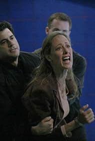 Kim Raver and Robert Cicchini in 24 (2001)
