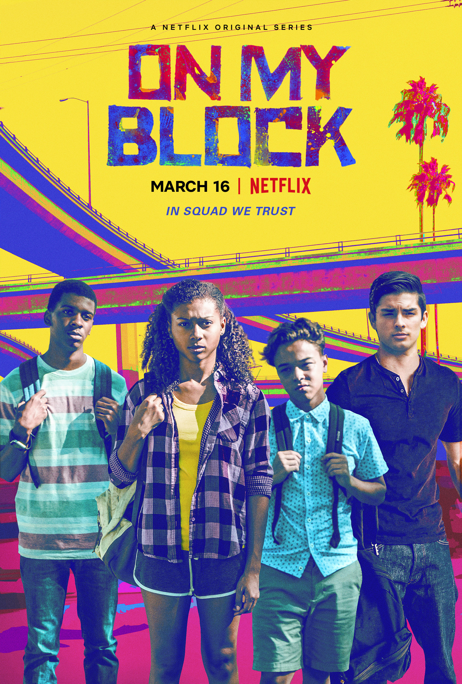 On My Block Tv Series 2018 Imdb