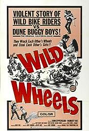 Wild Wheels Poster