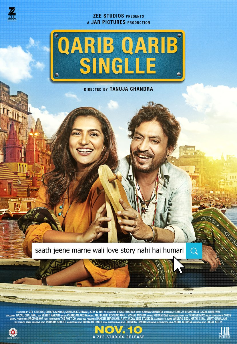 Qarib Qarib Single (2017) - IMDb