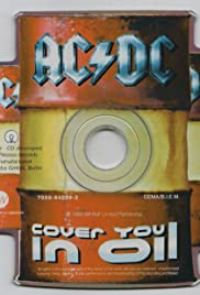 AC/DC: Cover You in Oil Poster