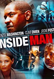 The Making 'Inside Man' Poster