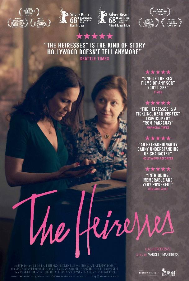The Heiresses (2018) WEBRip 720p & 1080p