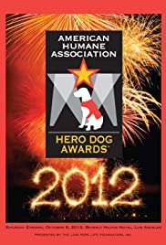 2012 Hero Dog Awards Poster