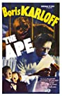 The Ape (1940) Poster