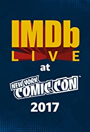 IMDb LIVE at New York Comic Con 2017 Poster