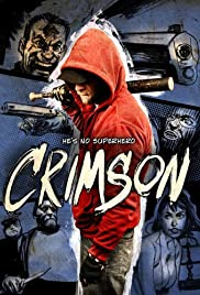 Crimson: The Motion Picture Poster