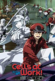 Cells at Work! Code Black Poster