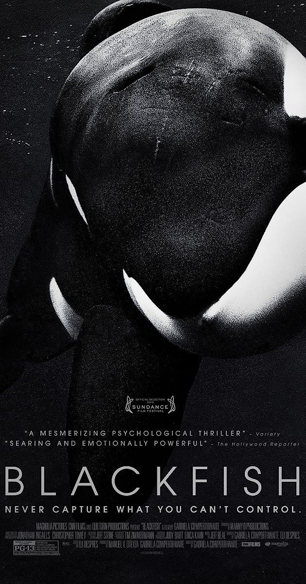 Subtitle of Blackfish