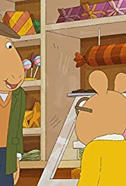 Mr. Ratburn and the Special Someone/The Feud Poster