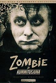 Zombie ja Kummitusjuna Poster