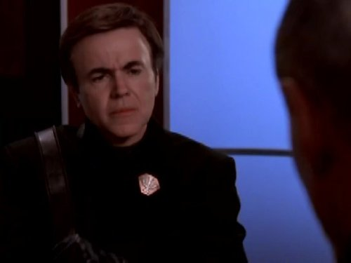 Walter Koenig in Babylon 5 (1993)