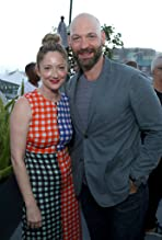 Judy Greer and Corey Stoll