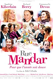 Rue Mandar Poster