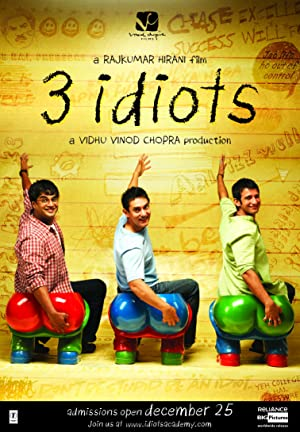 Watch 3 Idiots Free Online