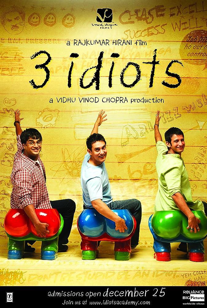 3 Idiots(2009)