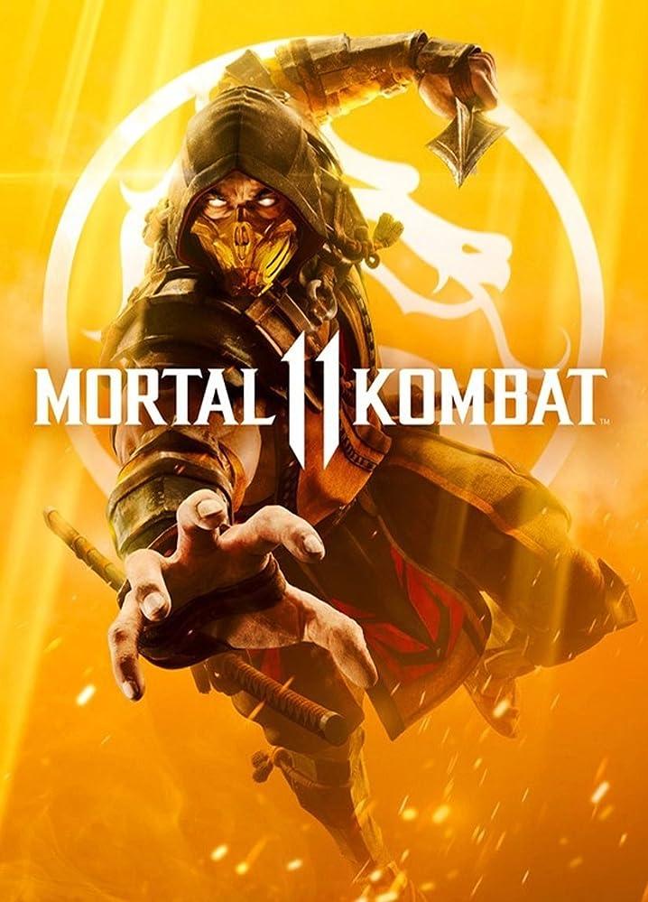 Mortal Kombat 11 (2019) Subtitle Indonesia