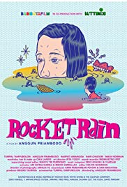 Rocket Rain Poster
