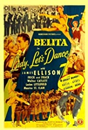 Lady, Let's Dance Poster