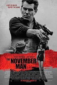 Pierce Brosnan in The November Man (2014)