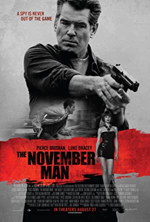 The November Man Full Movie in Hindi (2014) Download | 480p (350MB) | 720p (1GB)