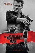 The November Man (2014) Poster