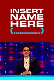 Sue Perkins in Insert Name Here (2016)