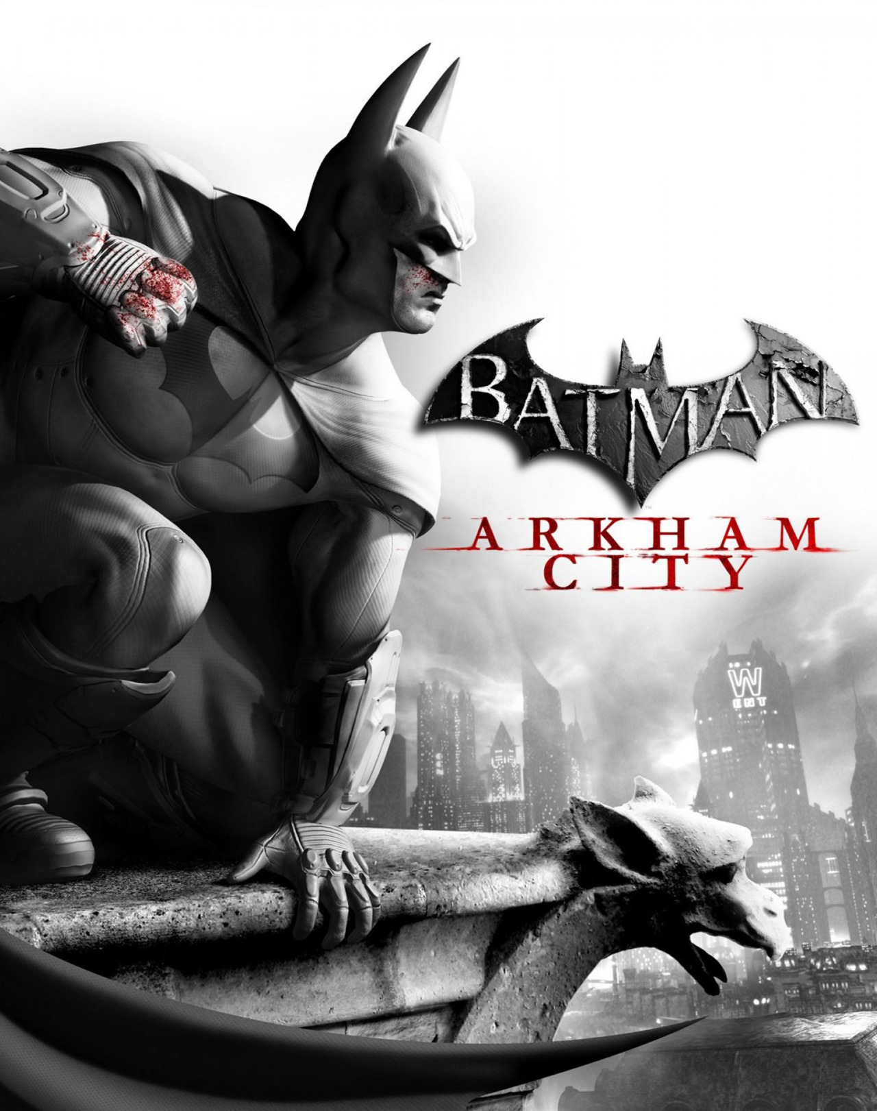 Batman  Arkham City (Video Game 2011) - IMDb c6a8bb13d3d