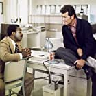 James Garner and James McEachin in The Rockford Files (1974)