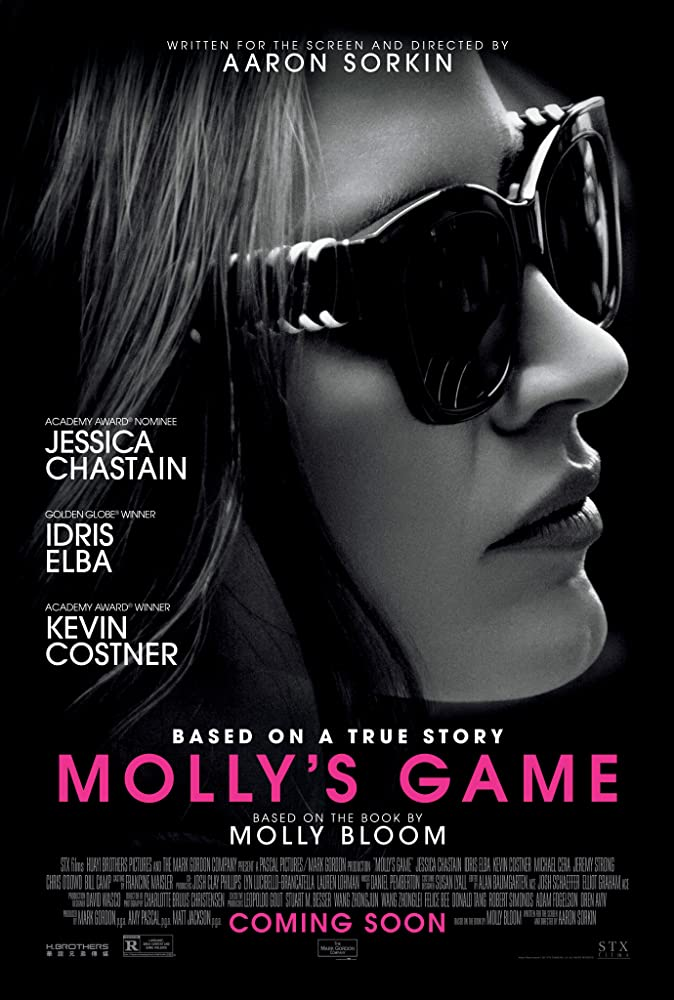 Pokerio princesė / Molly's Game (2018) Online