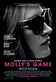 Watch Molly's Game 2017 Movie | Molly's Game Movie | Watch Full Molly's Game Movie
