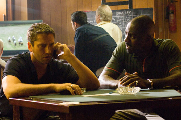 Gerard Butler and Idris Elba in RocknRolla (2008)