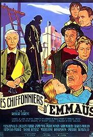 Les chiffonniers d'Emmaüs Poster