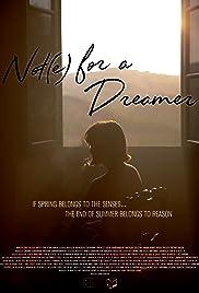 Not(e) for a Dreamer Poster