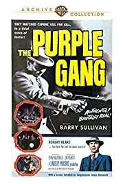 The Purple Gang Poster