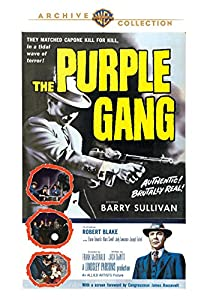 Movie dvd download The Purple Gang [flv]