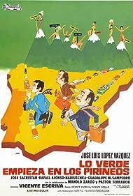 Lo verde empieza en los Pirineos (1973)