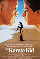 The Karate Kid (1984) Poster
