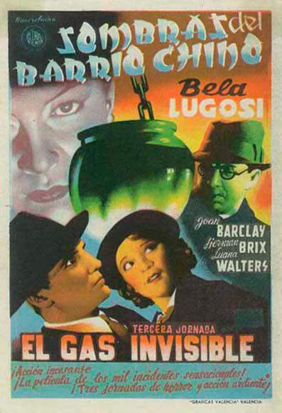 Bela Lugosi, Joan Barclay, Bruce Bennett, and Luana Walters in Shadow of Chinatown (1936)