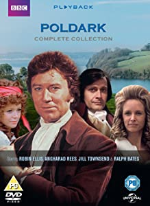 Poldark Richard Laxton