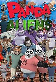 Panda vs. Aliens