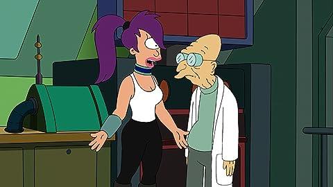 Futurama 6×10 – El juego de Bender: Parte 2