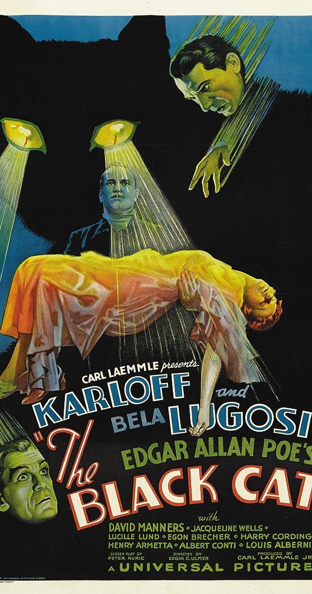 The Black Cat (1934) Subtitles