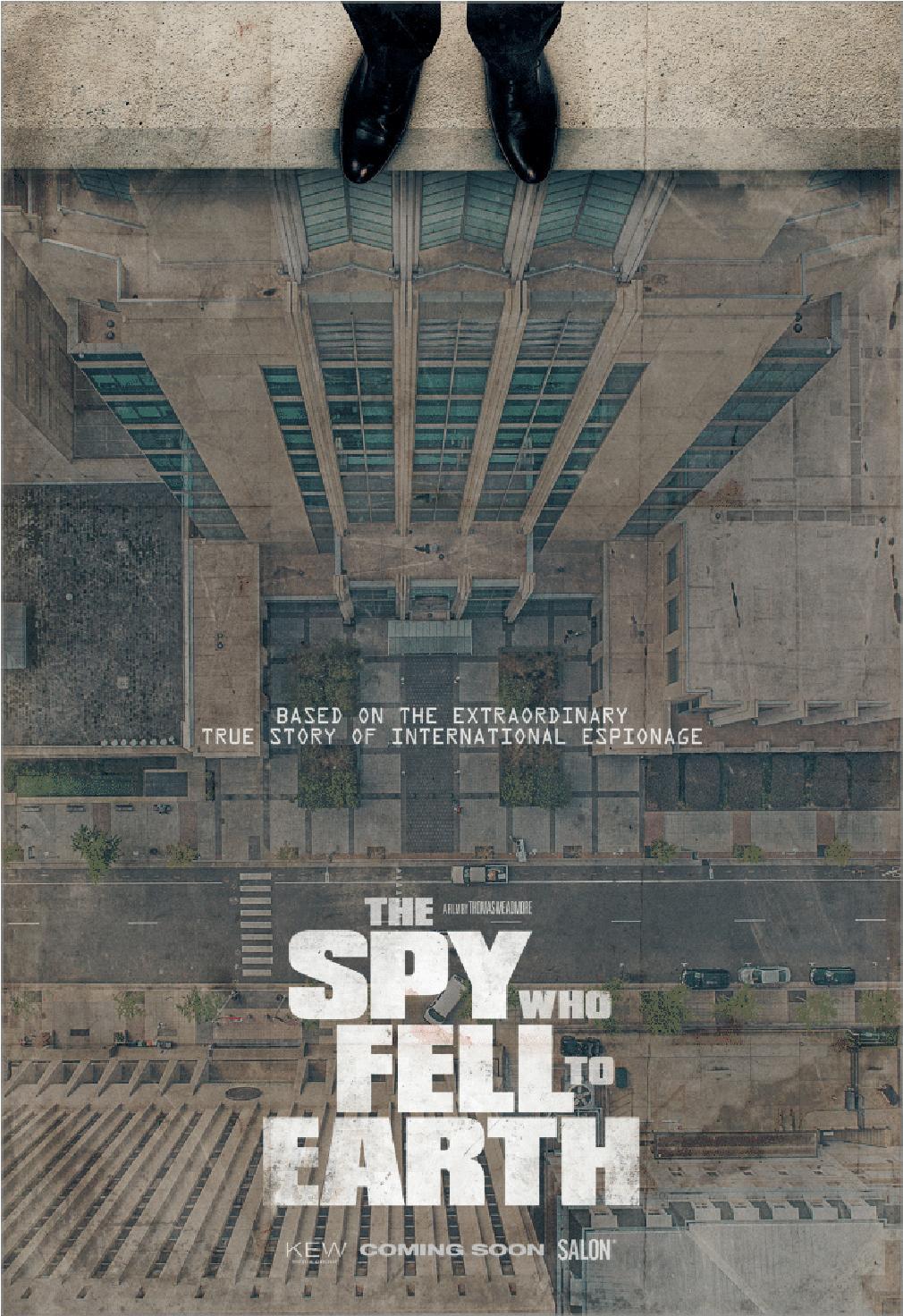 The Spy Who Fell to Earth (2019) - IMDb