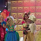 Jade Jolie, Serena ChaCha, Monica Beverly Hillz, Honey Mahogany, and Coco Montrese in Drag Race: Untucked! (2009)