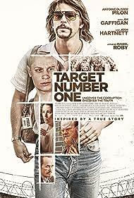 Josh Hartnett, Jim Gaffigan, Stephen McHattie, Amanda Crew, and Antoine Olivier Pilon in Target Number One (2020)