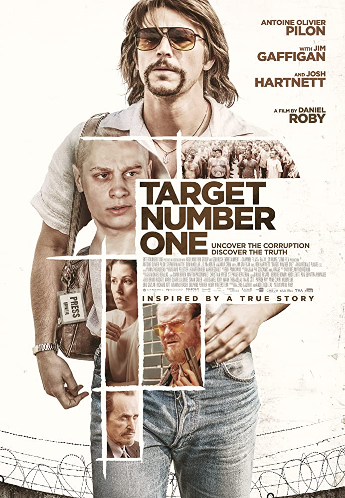 Target Number One 2020 English 350MB HDRip 480p ESubs Download